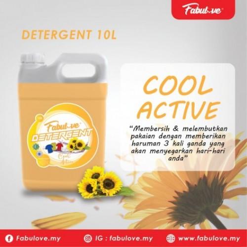 Sabun Pencuci Baju Cool Active