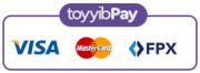 Payment Powered by ToyyibPay
